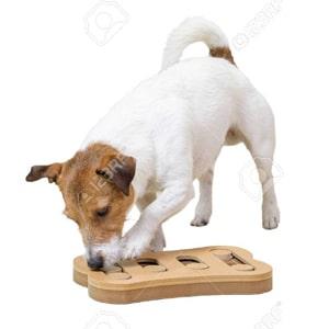 Hondenpuzzels & voerspeeltjes